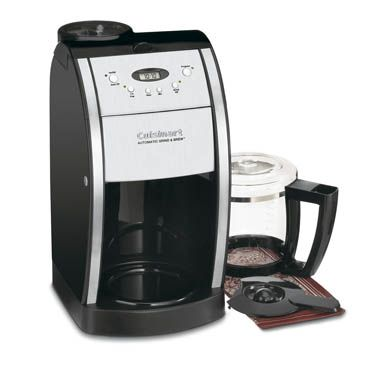 Cuisinart Dgb-550bk Reviews