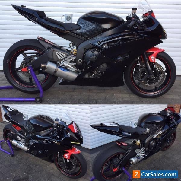 Yamaha R6 Track Bike - Big Spec Track Ready Spares. Not CBR or GSXR #yamaha #r6 #forsale #unitedkingdom