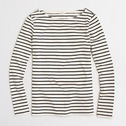perfect striped shirt - $29: