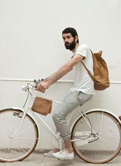 is liking this look for men, and wondering if I put it together again if I will NEVER get it delivered USA. in Beefier sizes, let me see what I have in the closet to replica sans bike.