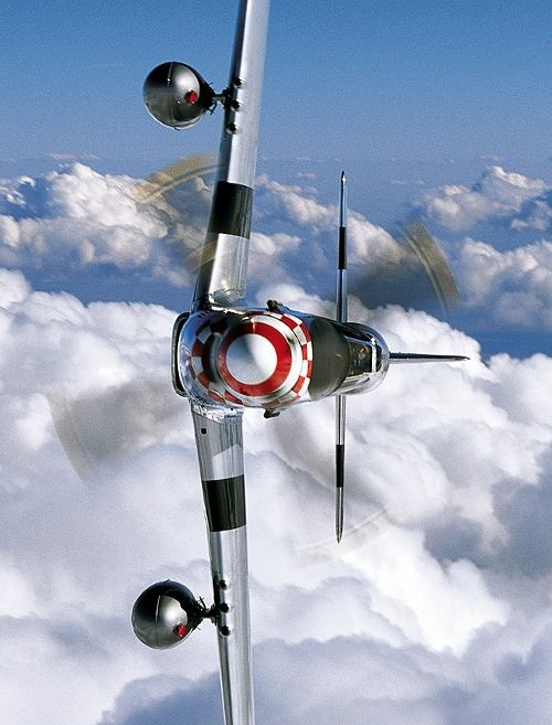 P-51 Mustang. Cadillac of the Sky.