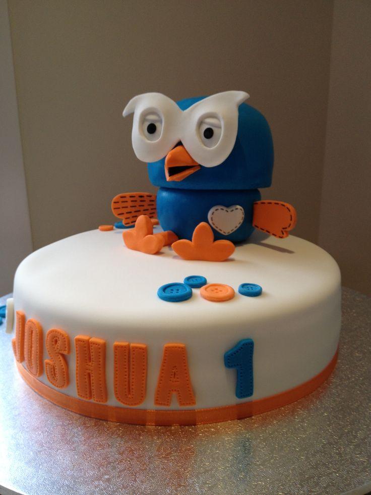 Joshua's 1st birthday cake