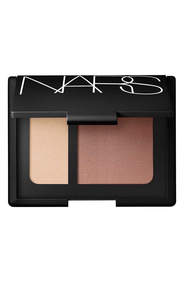 NARS Deeper shade enhances definition, lighter shade illuminates