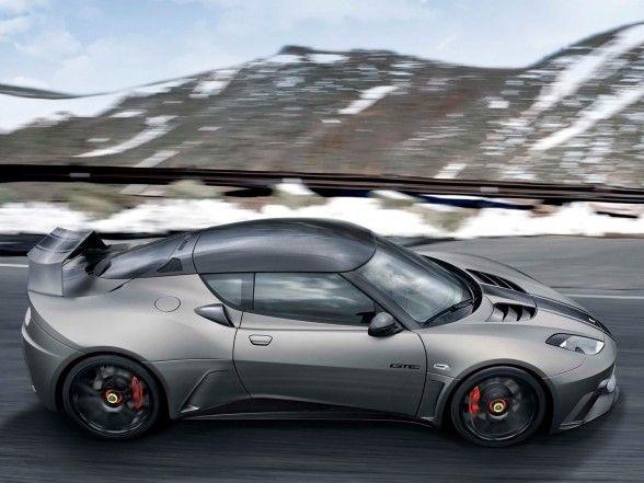2011 Lotus Evora GTE Road Car