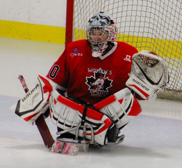 Hello my name is Jessie Gregory, I am one of the goalies that play for the Candian Womens National Sledge hockey team. For those of you that do not know what sledge hockey is,Sledge hockey is a form of modified hockey played by people with physical disabilities.I recently made the team at our t...