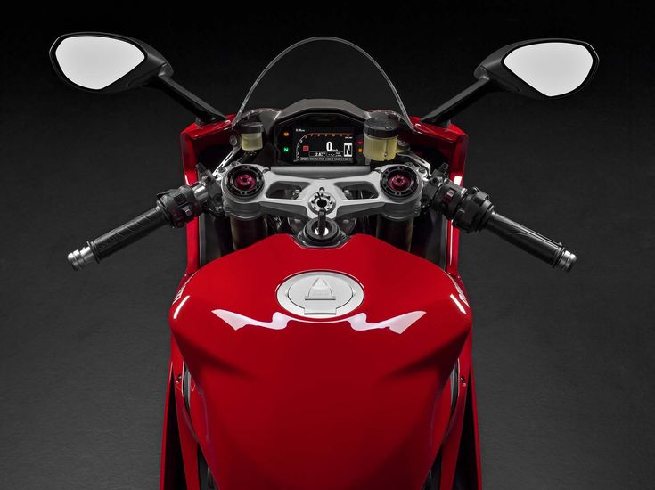ducati panigale onboard view