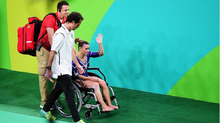 Rio Olympics 2016: Gymnastics fan favorite Jade Barbosa of Brazil injured