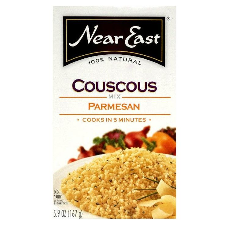 Near East Parmesan Couscous 5.9 oz