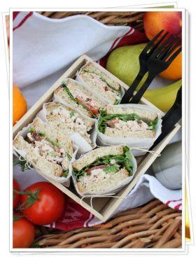 「【クルミ】ツナと胡桃のご馳走サンド」hannoah | お菓子・パンのレシピや作り方【corecle*コレクル】