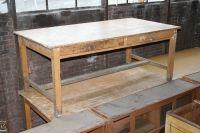 Oude tafels uit Frankrijk