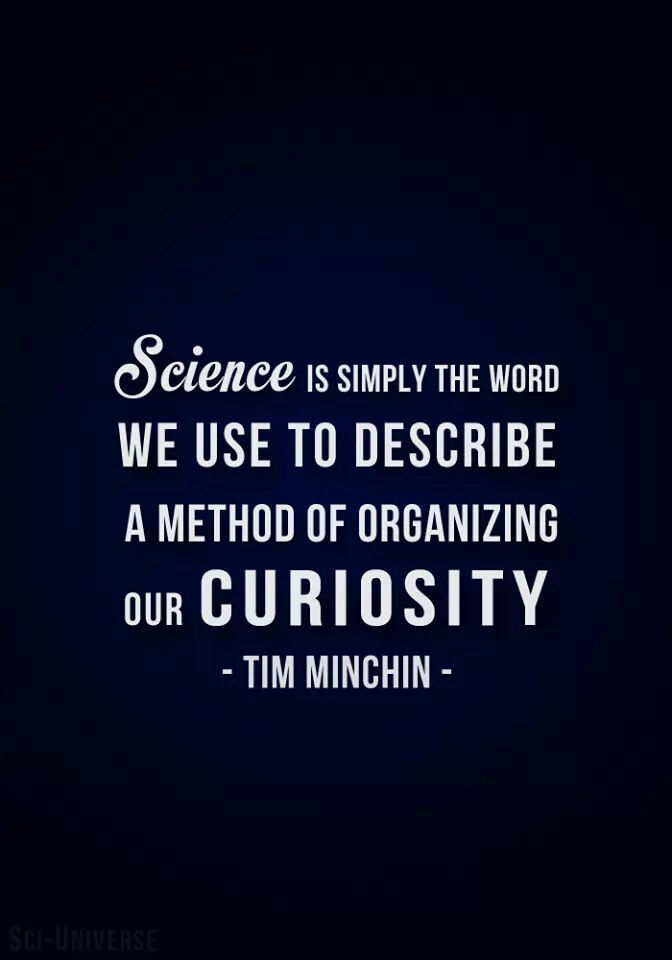Curiosity is powerful!