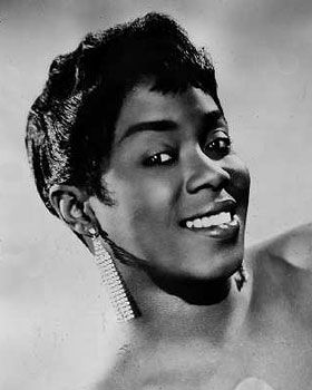 """Sarah Vaughan's remarkable range and smoky contralto voice earned her the nickname """"the Divine One."""""""