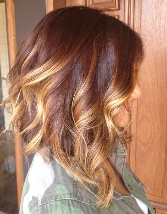 The Best Hair Color Trends 2015