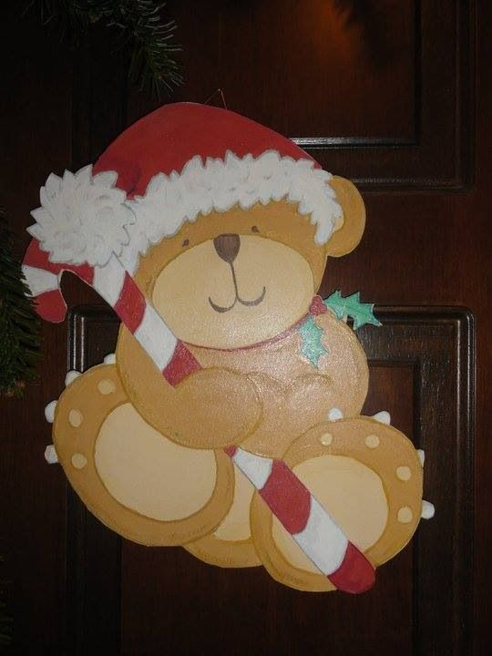 Christmas Bear Decorations