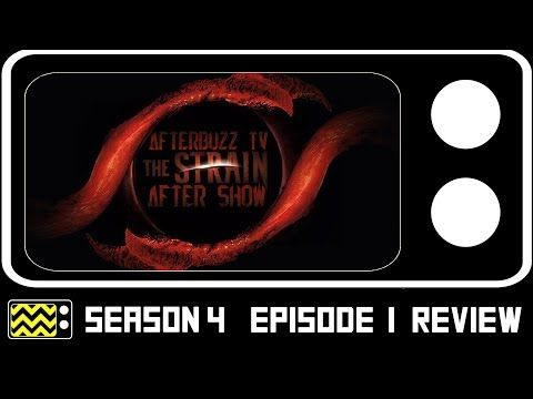 The Strain Season 4 Episode 1 Review w/ Cas Anvar | AfterBuzz TVAfterBuzzTV had interview on The Strain Season 4 Episode 1 Review with Cas Anvar.