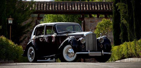 Bentley bodas en Madrid