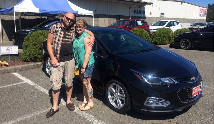 Stacy and Corey, we hope you enjoy your new 2017 CHEVROLET CRUZE.  Congratulations and best wishes from Jet Chevrolet Inc and ELIJAH LISKE.
