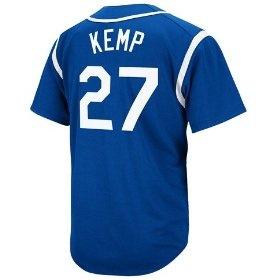 "Matt Kemp Los Angeles Dodgers Majestic ""Wind Up"" Jersey, via myamzn.heroku.com..."