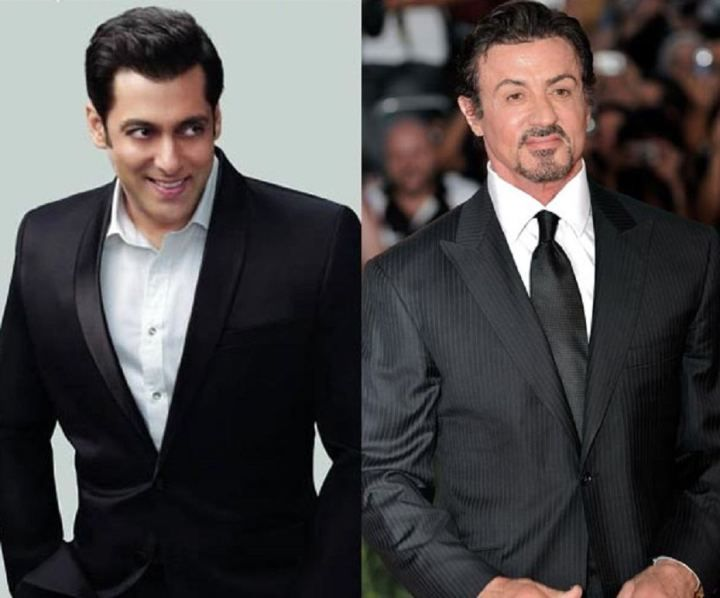 Sylvester Stallone might replace Sanjay Dutt in Salman's ... Bruce Willis Feud