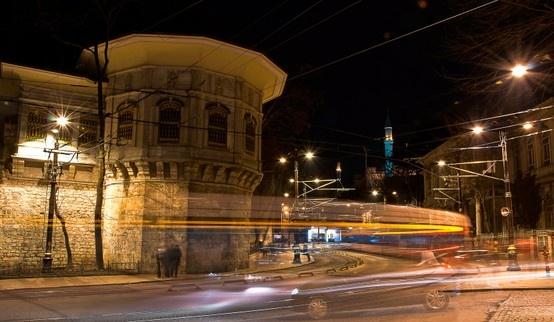 Tram - @Gülhane, #istanbul