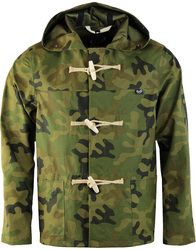 Summer Monty GLOVERALL Camo Retro Mod Duffle Coat: http://www.atomretro.com/24187 #gloverall #montyduffle #dufflecoat #summerdufflecoat #gloveralldufflecoat #coat #jacket #mensjacket #atomretro #mensfashion #mensstyle