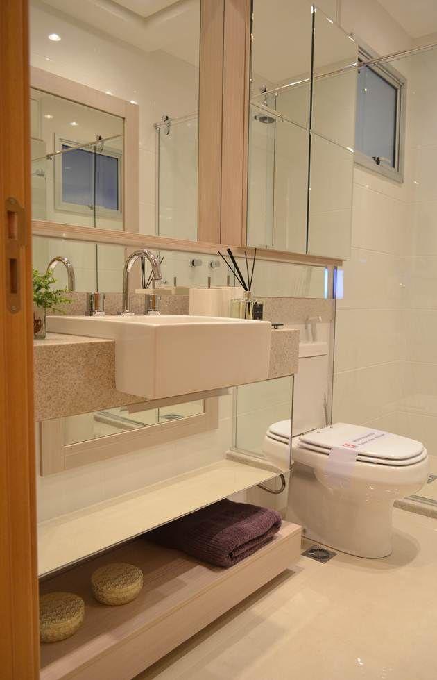 Banheiros De Aptos Decorados : Melhores ideias sobre cozinha quadrada no