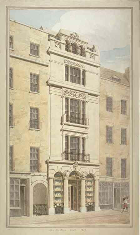 Regency Hot Spots: Shops of the Haute Ton - Regency Reader