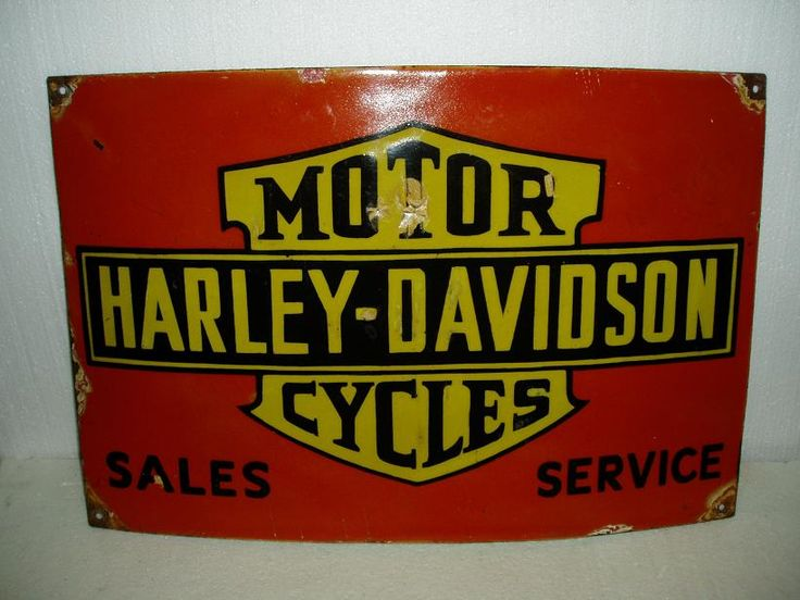 25 Best Harley Davidson Signs Ideas On Pinterest Harley