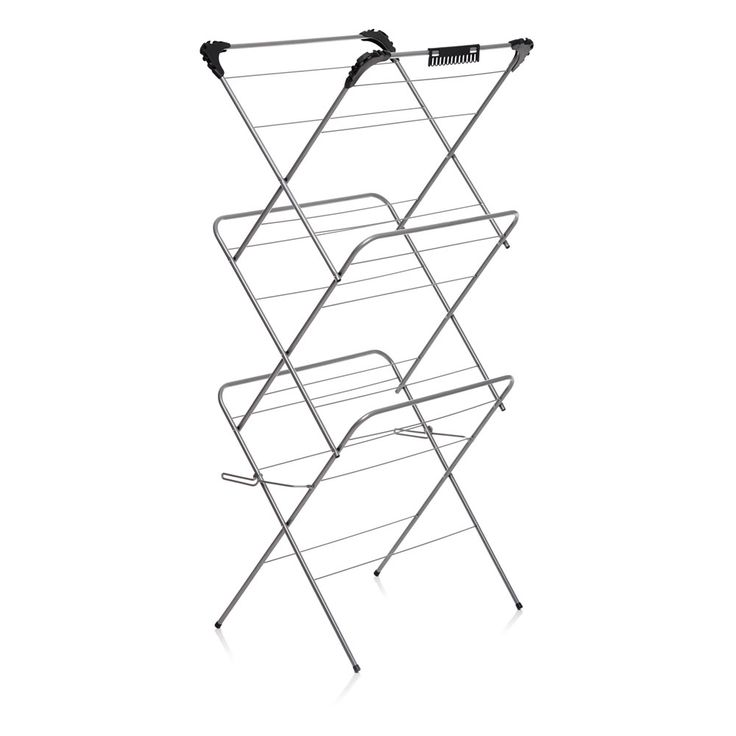 Wilko Deluxe Clothes Airer 14m