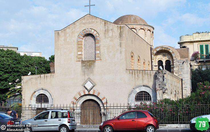 Chiesa Santissima Annunziata dei Catalani #Messina #Siclia #Italia #Italy #Sicily #Travel #Viaggiare #Viaggio #AlwaysOnTheRoad
