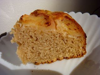 Apple and Cinnamon Cake for Remoska