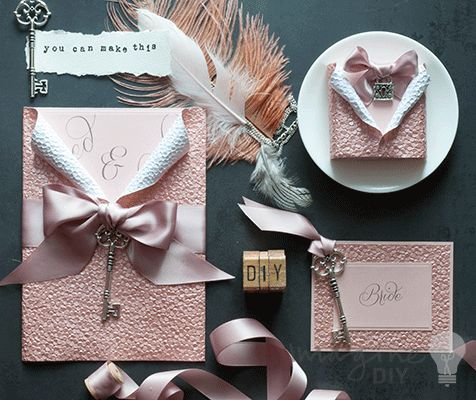 92 best Embossed Papers images – Ideas for Diy Wedding Invitations