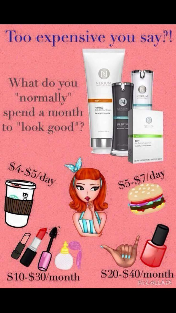 Nerium has been making news and winning all kinds of awards! Why? Because our products have years of scientific research and they work! Still skeptical? Try risk free for 30 days! ️brandigrider.nerium.com