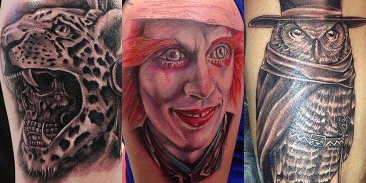 The Twenty Best Tattoo Artists in Denver - 2016 Edition | Westword