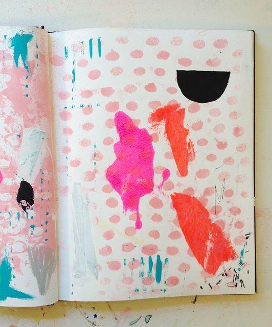 by ashleyg art journal