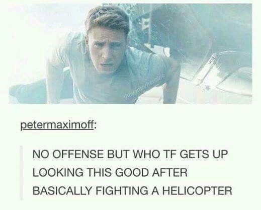 Captain lol