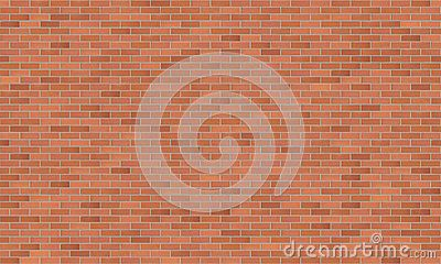 Seamless texture of a modern, flawless brick wall, in high resolution. The image can be perfectly tiled vertically and horizontally. It has perfect matching sides, so that the repetition will not be visible.