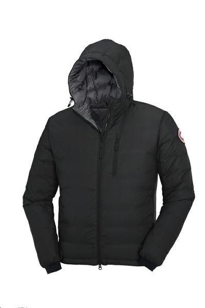Canada Goose Lodge Hoody – Black