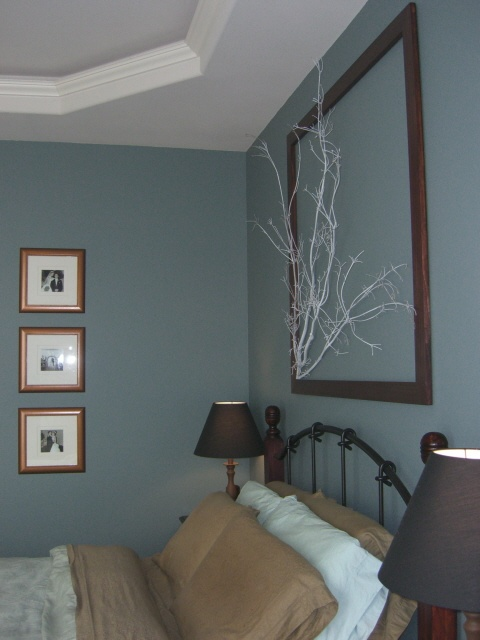 Templeton Gray By Benjamin Moore This Is The Color I Chose For The Master Bedroom Makeover It