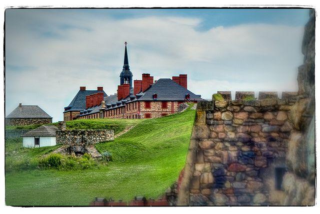 Louisbourg, Cape Breton