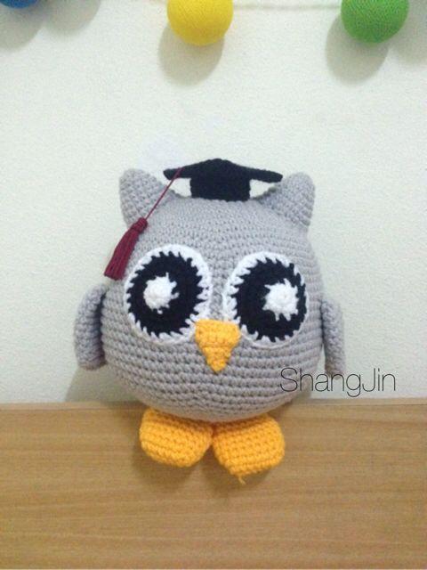 Owl #crochet