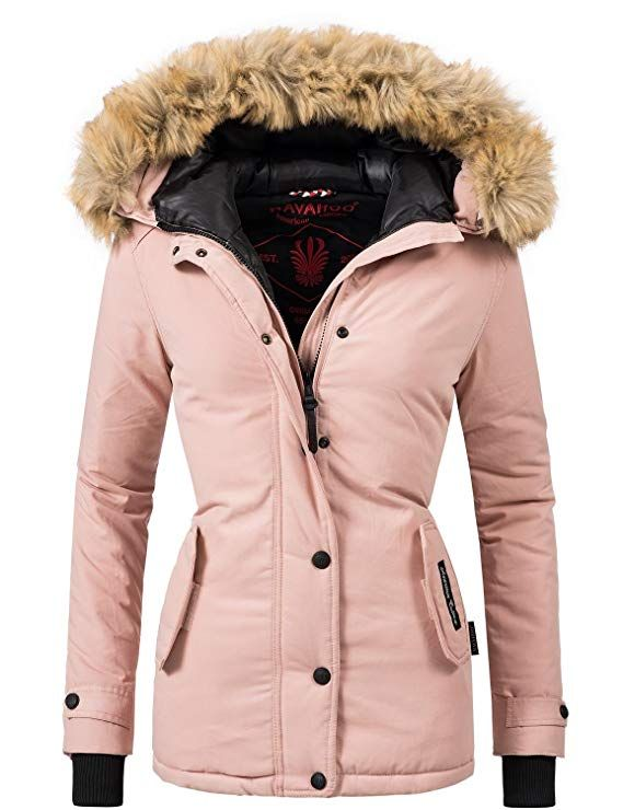 Navahoo Damen Winter Jacke Winterparka Laura Rosa Gr Xl Damen Damenmode Wintermode Winter Parka Fashion With Images Jacket Outfits Jackets Winter Jackets