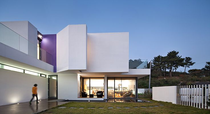 JMY architects woljam-ri house for three-generations of family