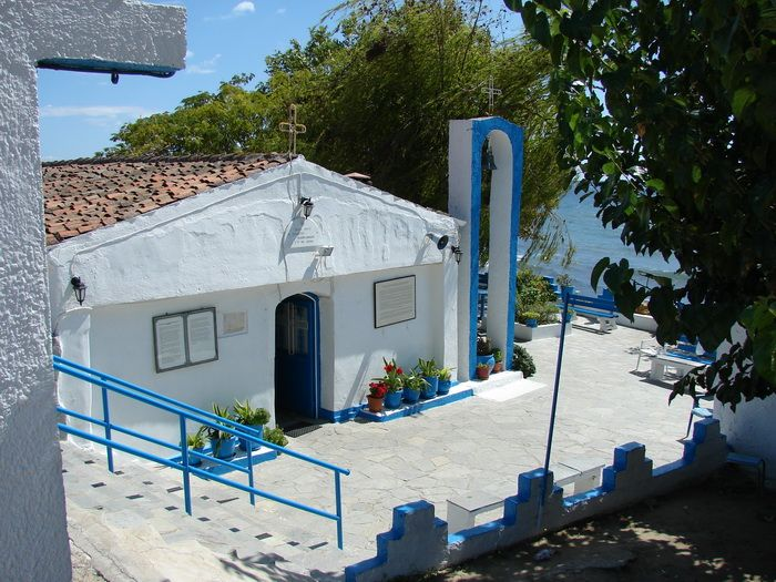 The Chapel of Panaghia Phaneromeni