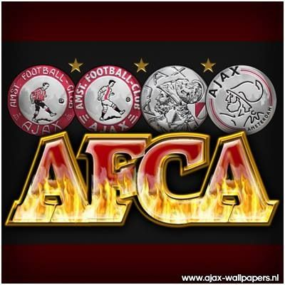 Ajax Amsterdam till i die!!