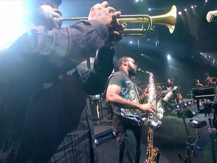 Stevie Wonder ★ Superstition @ live 720p 4:3 HD