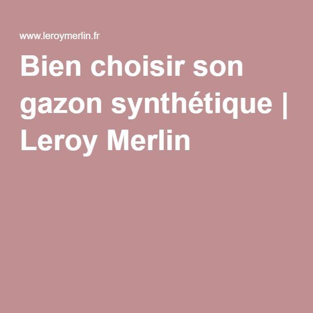 Les 25 Meilleures Idées De La Catégorie Gazon Synthétique Leroy