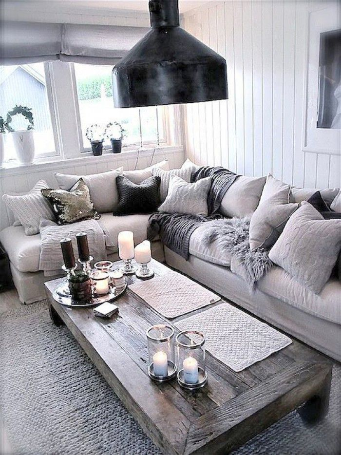 Best 25 salon cosy ideas on pinterest cosy room deco salon and canape salon - Salon cosy chaleureux ...