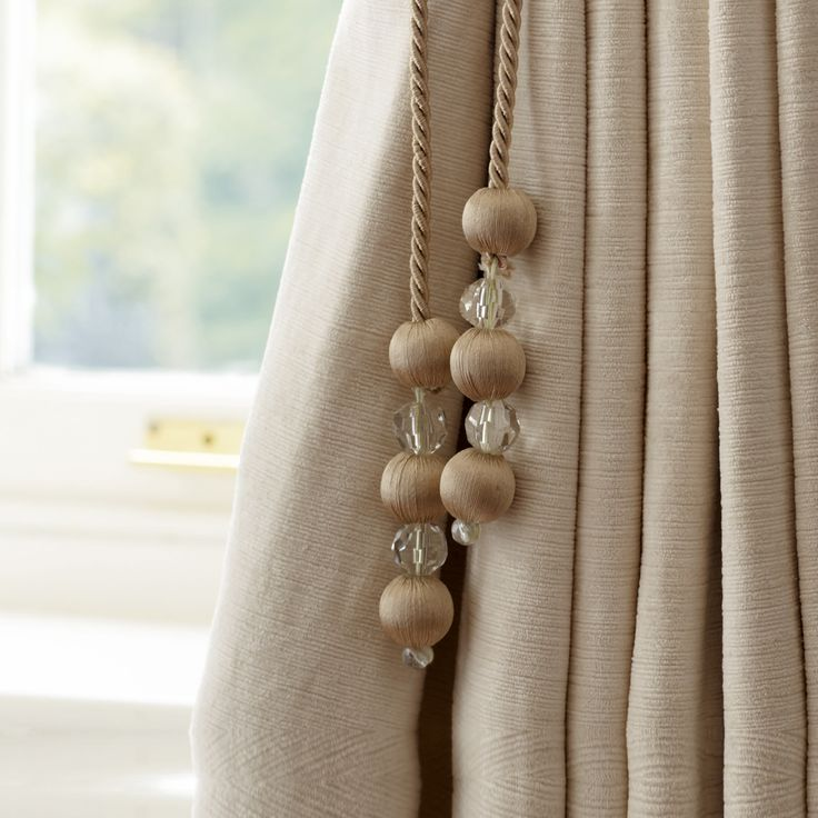 Beautiful Laura Ashley Curtains Design Ideas : Sienna Natural Curtain  Tieback By Laura Ashley