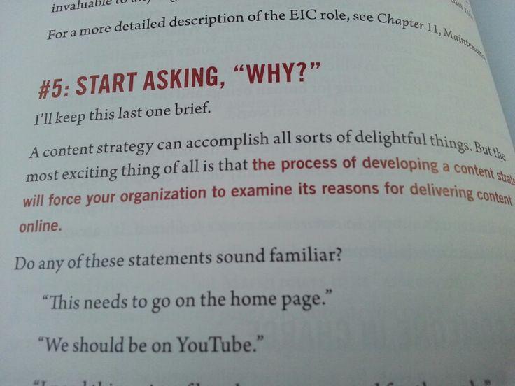 "Da ""content strategy"" #sinkroniabooks"